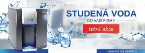 Pitná voda - letní akce