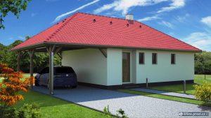Projekty domů od Prozi